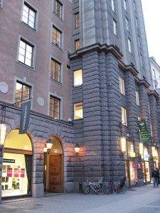En bild på Hedvalls kontor i Stockholm